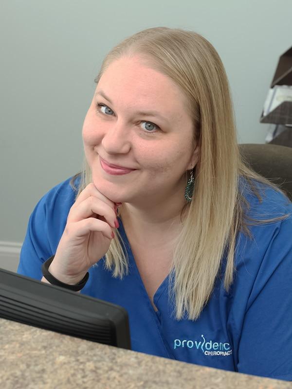 Meet Cheryl at Providence Chiropractic