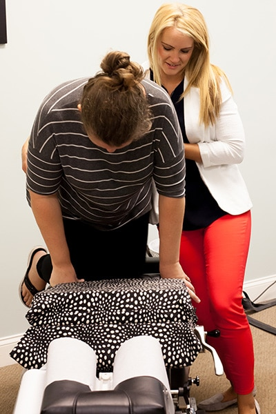 Increased Movement and spinal health at Providence Chiropractic